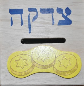 Penny Saved, Person Helping: Son's Understanding of Tzedakah Grows