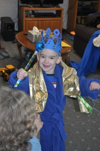 Purim Prep: Son Becomes King A
